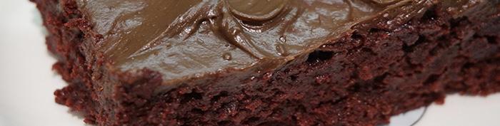 Vin til chokoladekage