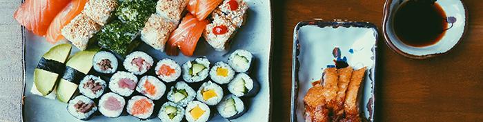 Vin til sushi